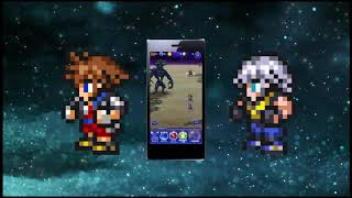 FINAL FANTASY Record Keeper x Kingdom Hearts Crossover Event Announcement