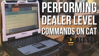 Download Video Performing Dealer Level Commands on a Caterpillar 12H Grader with TEXA MP3 3GP MP4