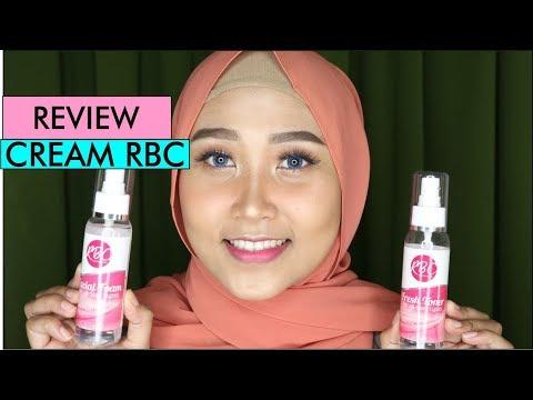 Review Cream RBC (Ressti Beauty Care) | Cara Mencerahkan Wajah Kusam || Ayu Indah