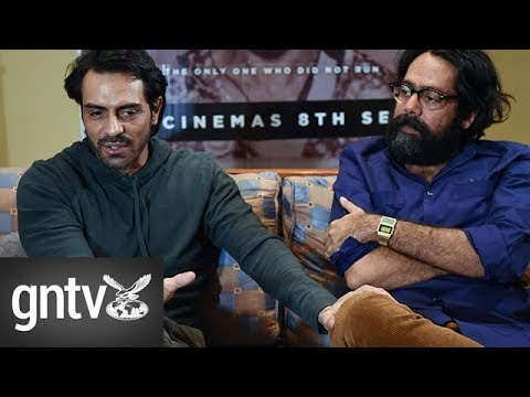 90cd56bc37 Arjun Rampal on de-glamming for the role in Daddy - YouTube