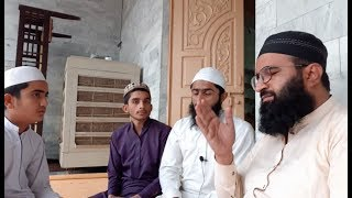 learn quran with qari hammad ullah sajid how make your voice beautifull part 7   learn with us