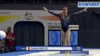 2011 European Gymnastics Championships, Women's All-around Finals