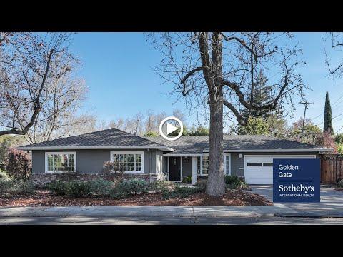 401 Sherwood Way Menlo Park CA   Menlo Park Real Estate