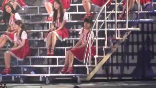 [Fancam] 091219 SNSD The 1st Asia Tour Concert (Seoul) - Honey & Merry-go-round - Stafaband