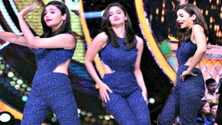 Alia Bhatt Dance On Jhalak Dikhhla Jaa 9