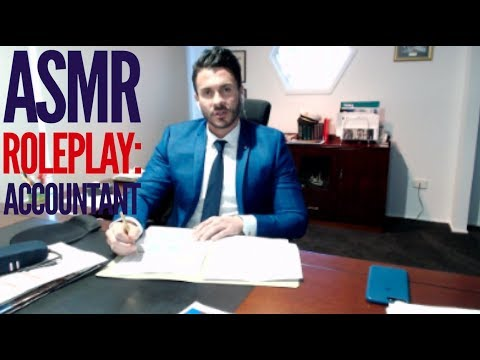ASMR ~ Roleplay: Accountant