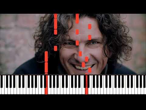 Скрябін   Най буде дощ ноти фортепіано