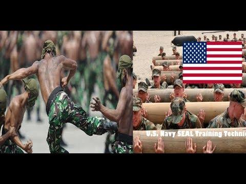TENTARA AMERIKA Tak Sanggup Tiru Pelatihan TNI Indonesia Terlalu Berat