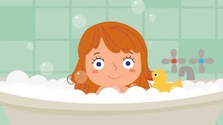 Kinderlieder - das Badelied