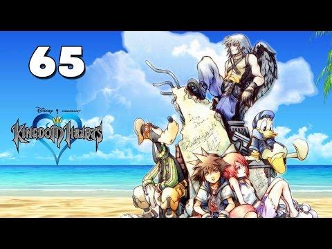 Let's Play: Kingdom Hearts #65 - Hades Cup gegen die Zeit