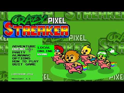 Bee Plays: Crazy Pixel Streaker (Uncut) |