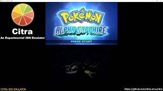 How To Download Pokemon Omega Ruby And Alpha Sapphire For Citra 3DS Emulator