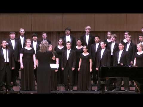 Sing Unto God - G.F. Handel - New Mexico State Choir 2013