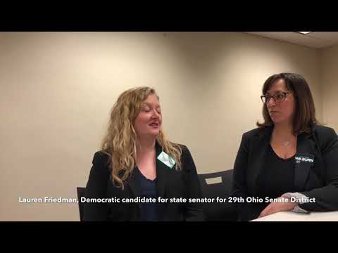 Democratic candidates for Ohio General Assembly talk about why they resigned jobs to run