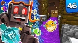 Minecraft The Deep End SMP Episode 46: Server Haul!