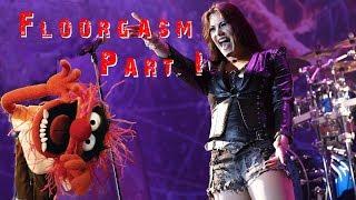 Floor Jansen (Nightwish) #floorgasm ...Part 1