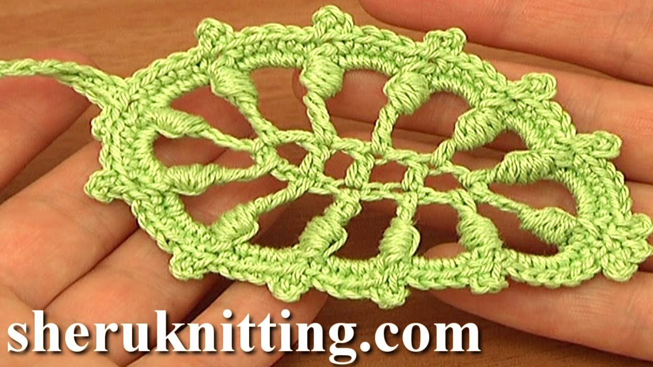 Crochet puff stitch leaf tutorial 32 free crochet leaf patterns crochet puff stitch leaf tutorial 32 free crochet leaf patterns youtube bankloansurffo Image collections