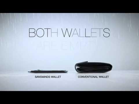 Saturn Magic -SansMinds Wallet - Suit Up Style (2 piece) - Trick