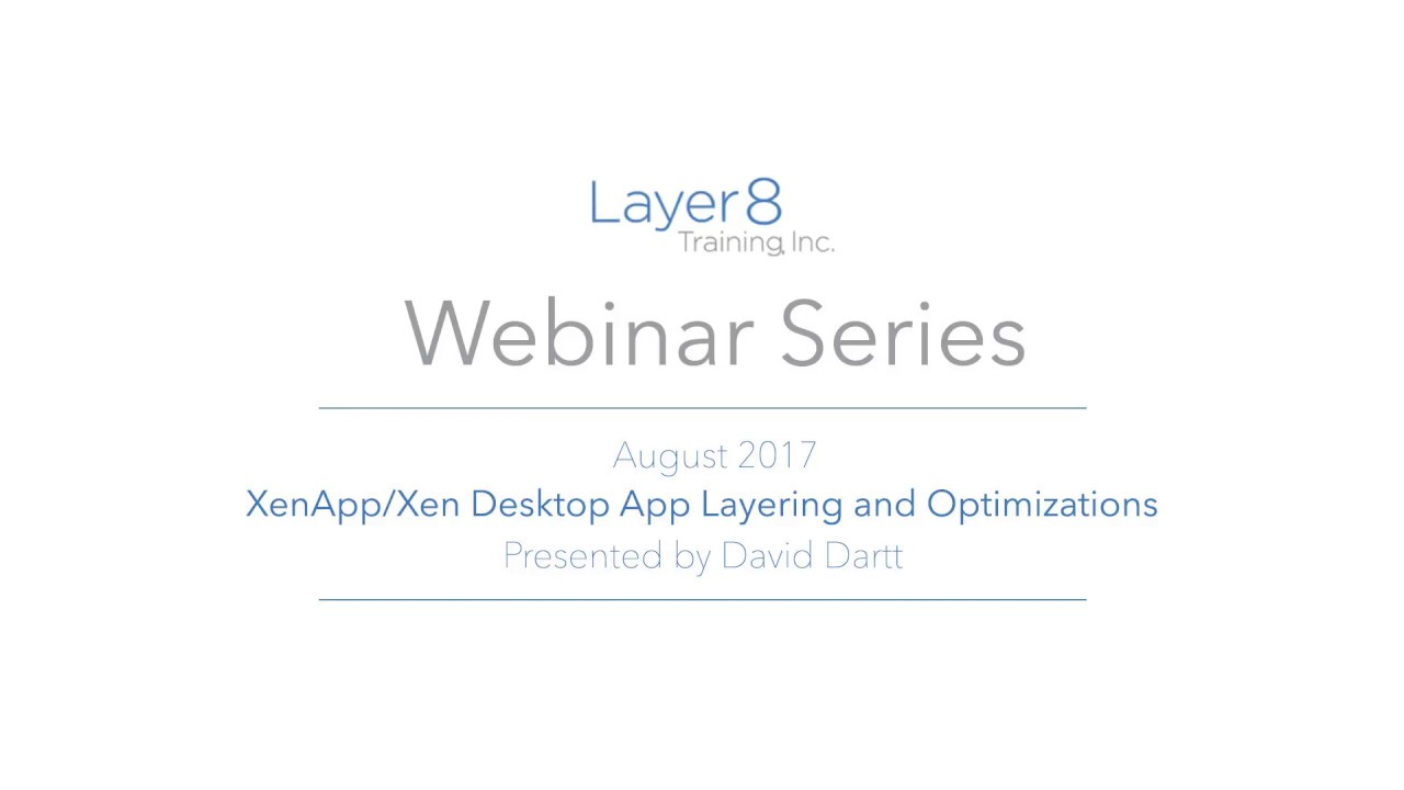 What is Citrix App Layering (formerly Citrix AppDisk)? - Definition