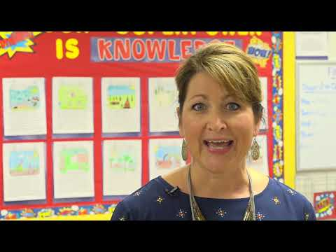 Difference Maker - Suzanne Bilings, Plain Elementary School