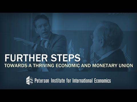 Dijsselbloem: Further Steps towards a Thriving Economic and Monetary Union