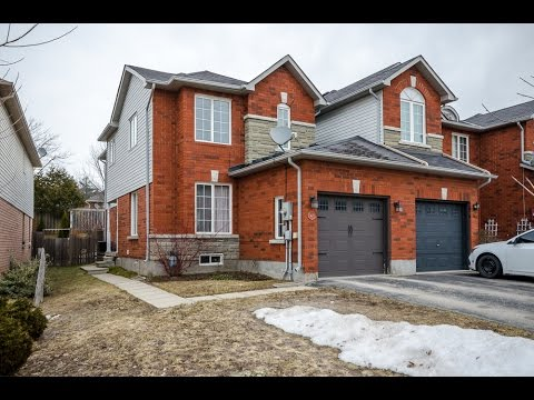 367 Ferndale Dr S Barrie Ontario Barrie Real Estate Tours HD Video Tour