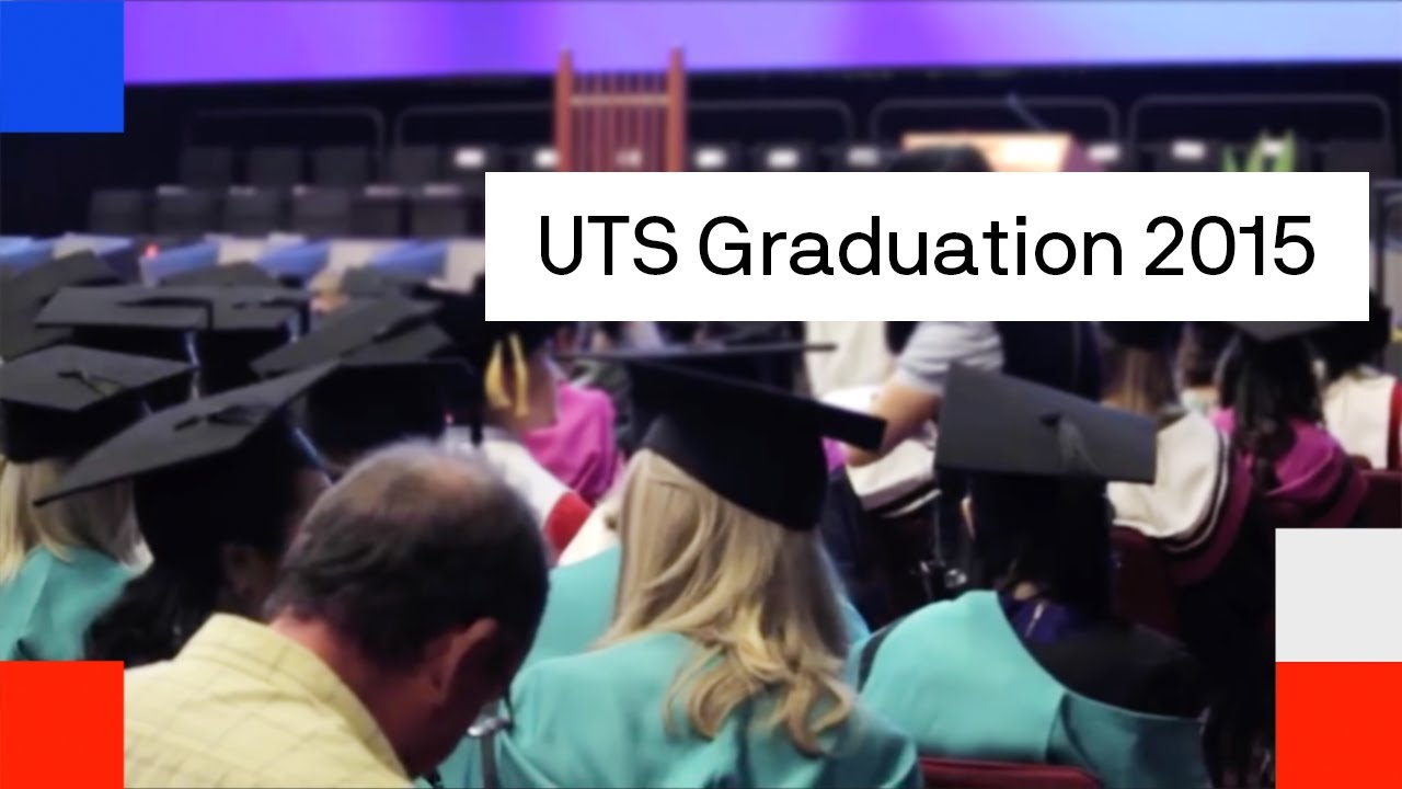 UTS Graduation 2015 - YouTube
