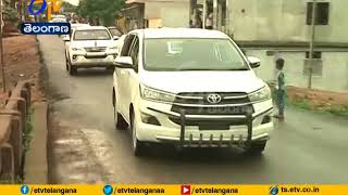 Huge Ranis | Officials Alrte | in Telangana