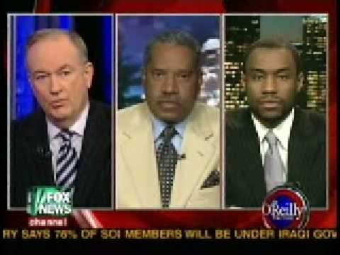 Larry Elder on the OReilly Factor