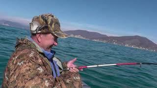 Рыбаки Новороссийска