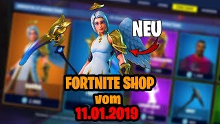 🛒FORTNITE ITEM SHOP of the 11.01 - 👼EIN Angel 👼💥 daily Fortnite shop today 11 January 2019
