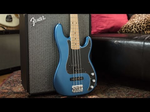 Fender American Performer Series Precision Bass | Nick Campbell Demo