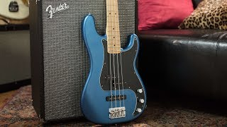Fender American Performer Series Precision Bass   Nick Campbell Demo