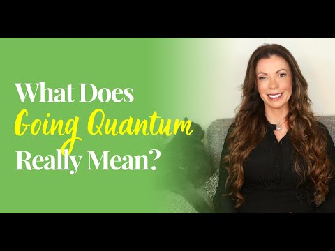 What Does Going Quantum Really Mean?