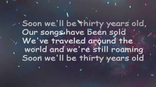 7 years old by lucas graham lyrics