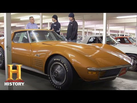 Counting Cars: A Garage Of Factory One-Off Cars (Season 7, Episode 3) | History