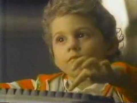 Commodore 64 Commercial: How Old Would You Be? HQ