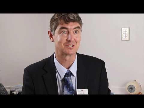Dr. Paul Geelen - Ocularist at Moorfields Eye Hospital Dubai