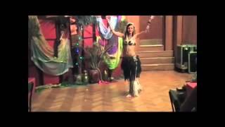 Bailarina exótica. (Universe in a ball - Devin Townsend)