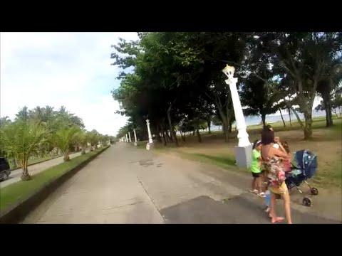 Bayawan Boardwalk, Longest in the Philippines - A Tour