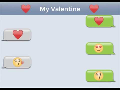 Valentine Texts - Valentine's Day Greeting Cards