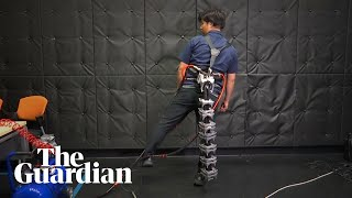 Japanese Researchers Build Robotic Tail
