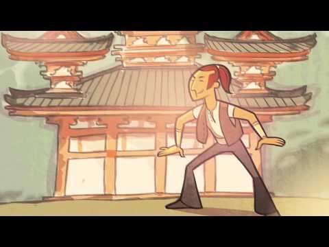Animation demo reel - cartoon production