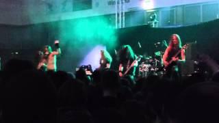 Finntroll - Den Frusna Munnen - live @ Eluveitie & Friends Eulachhalle 29.12.2012