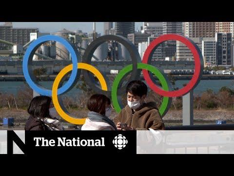 Coronavirus concerns ahead of Tokyo Olympics