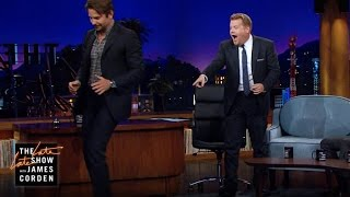 Bradley Cooper Busts Out Some Dance Moves