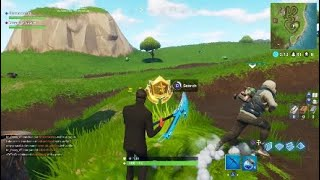 "Fortnite ""Salty Springs Treasure Map"" Location Week 3 Battle Pass Challenge Fortnite Battle Royale"