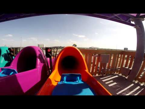 Hurricane Harbor Family Ride - Wahoo Racer