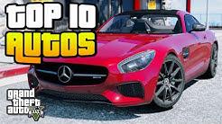 DIE TOP 10 BESTEN AUTOS in GTA 5 | iCrimax