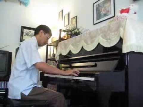 Riêng một góc trời Ngô Thụy Miên  piano by Dat Cao